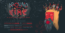 Workshop: Around the Fire. A Spiritual Path for Men - Uploaded by atarantino