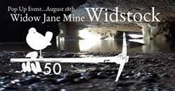 Widstock at the Widow Jane Mine - Uploaded by jhhl
