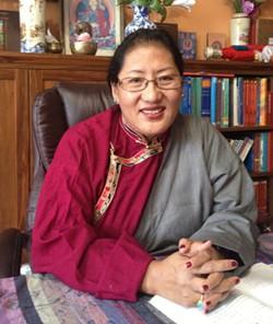 Dr. Phuntsog Wangmo - Uploaded by StephenD