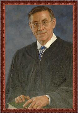 Retired Judge Albert M. Rosenblatt - Uploaded by Michaela Roycroft Wyss