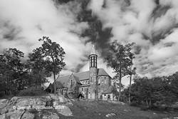 Saint Mary's Chapel overlooking Peekskill Bay - Uploaded by Joseph Squillante