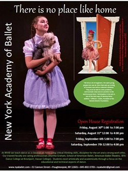 The Wonderful Wizard of OZ performed June 2018 at the Bardavon - Uploaded by NYAB