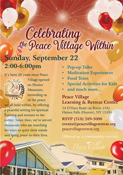 Peace Village Retreat Center - 20th Anniversary - Uploaded by Susan Pollock