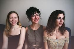 Caroline Kuhn, Katie Martucci, Lucia Pontoniere - Uploaded by Ladlesband