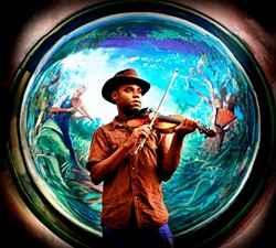 Cedric Watson - Louisiana's Own - Uploaded by Tompkins Corners
