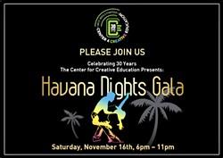 """Havana Nights"" Gala - Uploaded by Lana Chassman"