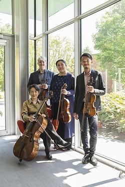 Borromeo Quartet - Uploaded by CEWM
