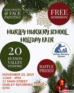 Hurley Nursery School Holiday Fair - Uploaded by mare810