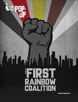 The First Rainbow Coalition - Uploaded by Bob Elmendorf