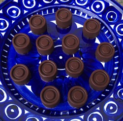 Handmade chocolates - Uploaded by Marika