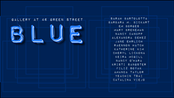 Blue - Uploaded by gallery fortysix