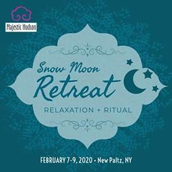 Snow Moon Retreat - Uploaded by Jennifer Llewellyn