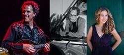 Matt Turk, Gary Schreiner and Ilana - Uploaded by Drew Claxton