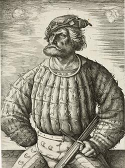 Kunz von der Rosen, ca. 1515 - Uploaded by vassarmedia