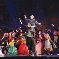 "Ulster Ballet Company's ""A Christmas Carol"""