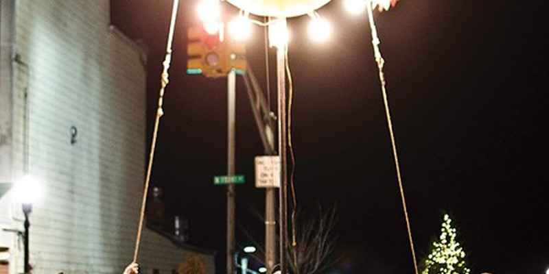 Uptown Kingston will host a New Year's Eve cabaret festival, featuring events around the town.
