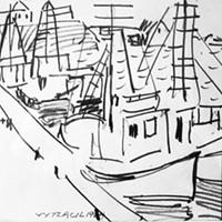 Vaclav Vytlacil Summer of '63, Work from Martha's Vineyard