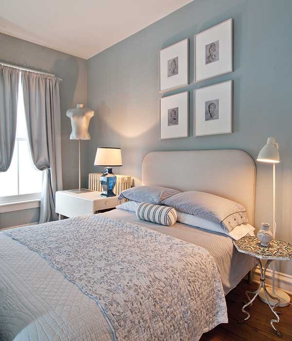 Villa Sofia guest bedroom - DEBORAH DEGRAFFENREID