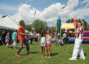 Woodstock and Saugerties