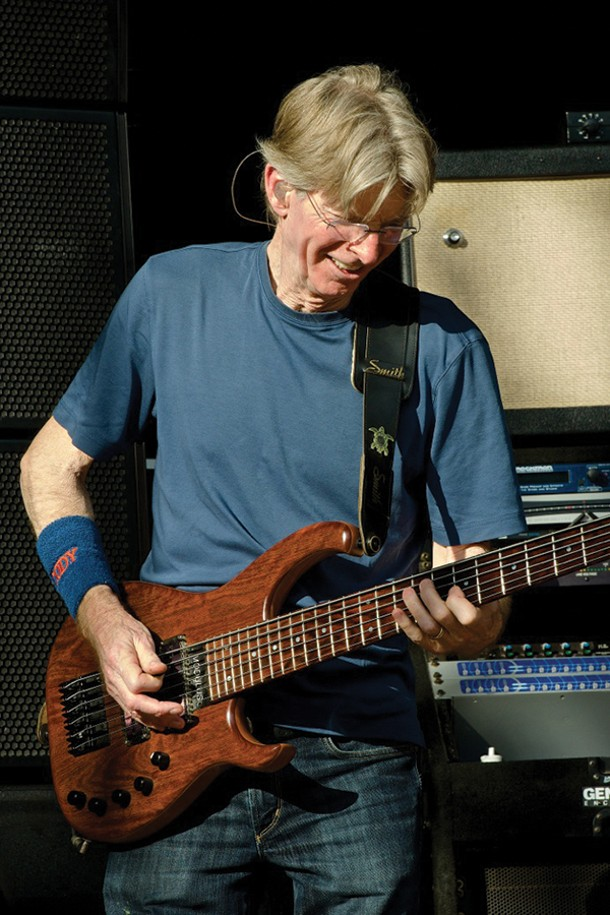 Warren Haynes plays Mountain Jam at Hunter Mountain from June 6 to 9.
