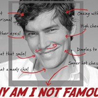 Why Am I Not Famous?