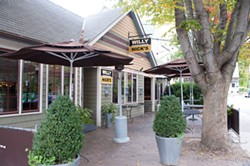 Willy Nick's restaurant and bar in Katonah - ROB PENNER