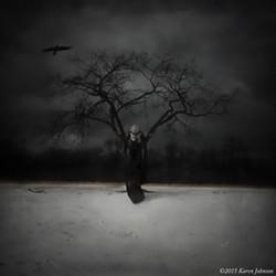 KAREN JOHNSON - Witch Tree