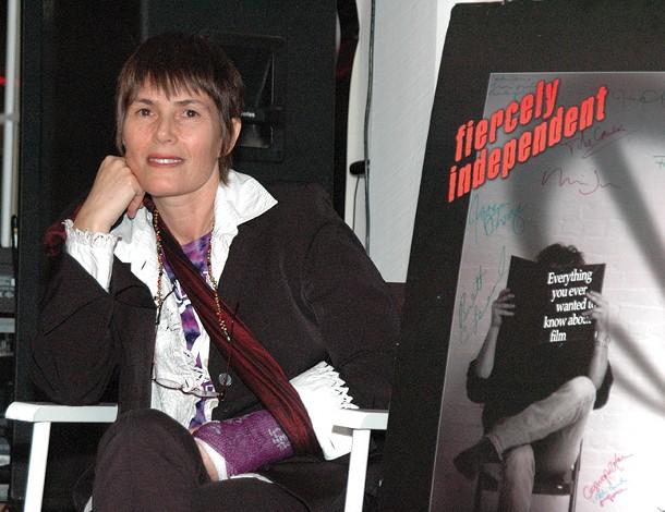 Woodstock Film Festival director Meira Blaustein