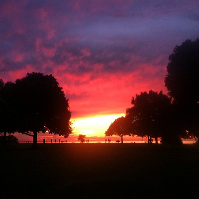10 of the Best Spots to Catch a Sunset Around Cleveland