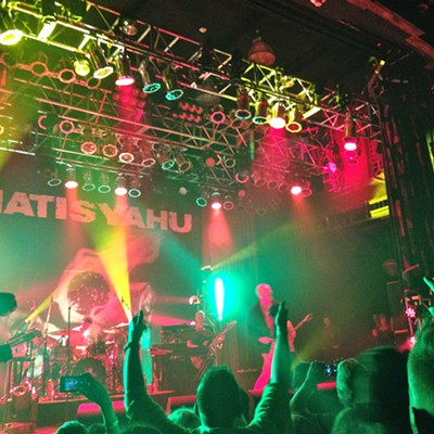 10 Photos of the Scene Events Team at Matisyahu