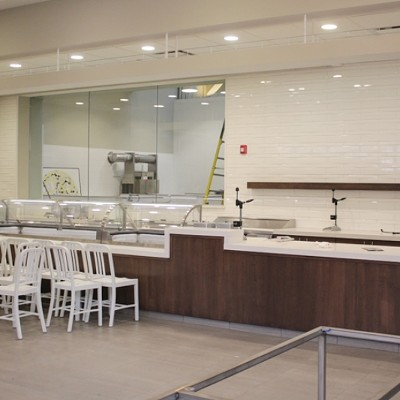 11 Photos from Inside the New Mitchell's Ice Cream in Ohio City