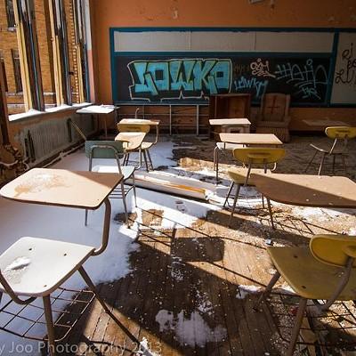 11 Photos of Cleveland's Graffiti Scene