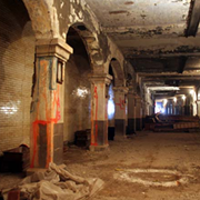 13 Photos of Cleveland's Deserted Detroit-Superior Underground Subway