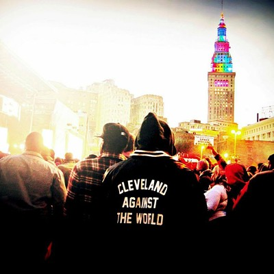 13 Photos of Scene Events Team at the Cavs Kickoff Party