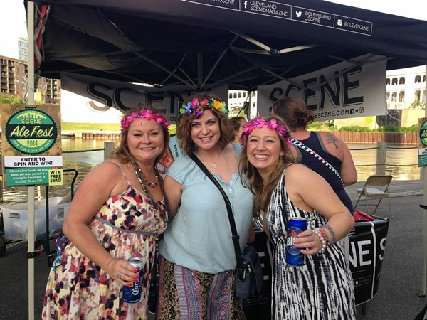 13 Photos of the Scene Events Team at Widespread Panic