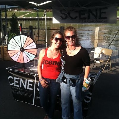 13 Photos of the Scene Events Team Driven by Fiat at Widespread Panic