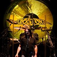 14 Photos of Boston Performing at Jacobs Pavilion at Nautica