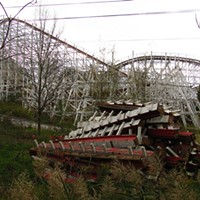 15 Photos of Abandoned Geauga Lake Amusement Park  Photo via Jeremy Thompson, Flickr Creative Commons