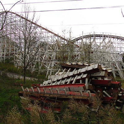 15 Photos of Abandoned Geauga Lake Amusement Park | Scene and Heard