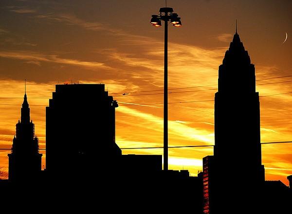 15 Spectacular Cleveland Sunsets