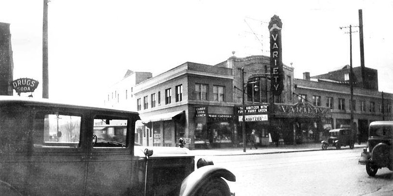 15 Vintage Memories of Cleveland's Variety Theatre  Photo Courtesy of the Friends of the Historic Variety Theatre, Facebook