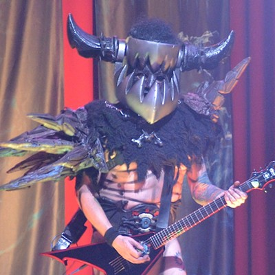 16 Photos from the Gwar concert at House of Blues