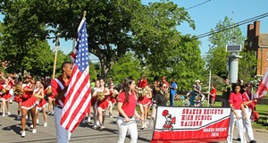 22 Photos from the Shaker Heights Memorial Day Ceremony and Parade