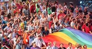 22 Photos of the Cleveland Gay Games 9 Opening Ceremony at Quicken Loans Arena