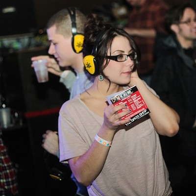 25 Photos from Silent Disco at the Grog Shop