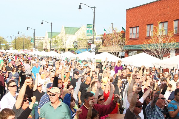 25 Photos from The 5th Annual Hooley at Kamm's Corners