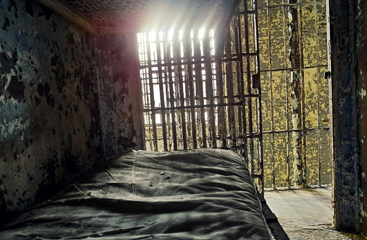 27 Awesomely Eerie Photos of the Mansfield Reformatory
