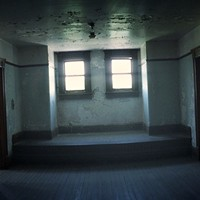 27 Awesomely Eerie Photos of the Mansfield Reformatory  Photo Courtesy of Tom Hart
