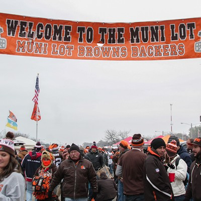 32 Photos of Yesterday's Browns vs. Texans Tailgate at the Muni Lot