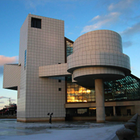 8. Rock and Roll Hall of Fame and Museum  Photo courtesy of Flickr Creative Commons